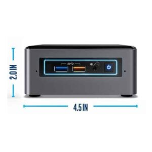 INTEL NUC i7 7th GENERATION MINI PC 2.5″ NUC7i7BNH